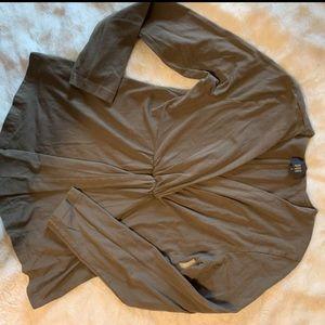Tops - ⚡️3 for $20! Comfy Stretch cotton blend shirt